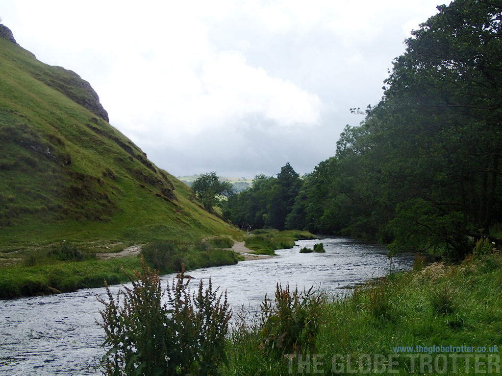A Scenic Walk from Ilam Hall to Stepping Stones Dovedale