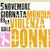 Bari. Celebrazione della giornata contro la Violenza alle donne
