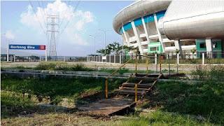 Ridwan Kamil Akan Shalat Idul Fitri di Kawasan Stadion GBLA Gedebage