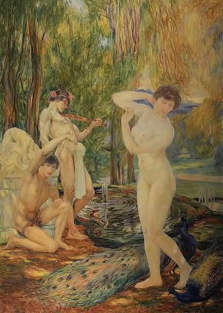 Clementine Helene Dufau: Canto alla bellezza