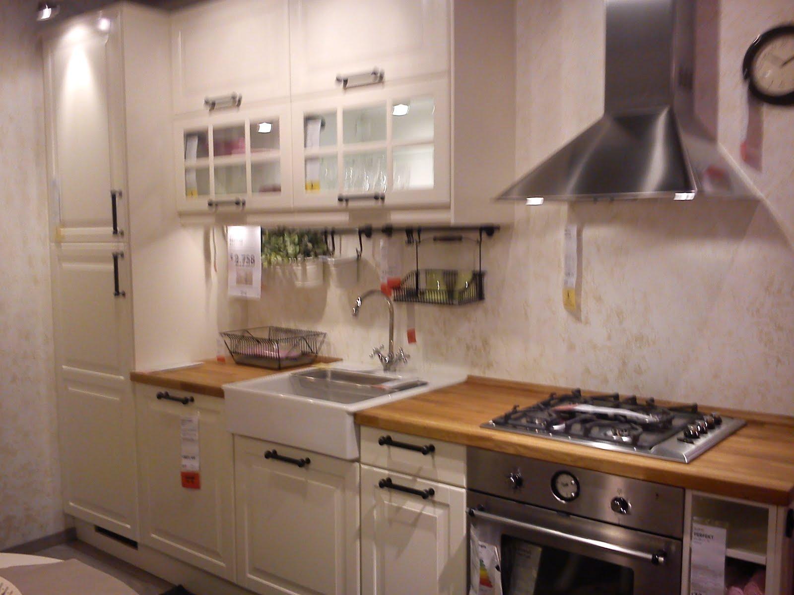 Ikea e Momichan  cucine primavera 2012