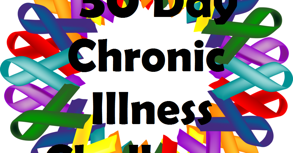 Survivor 30 Day Chronic Illness Challenge Day 5