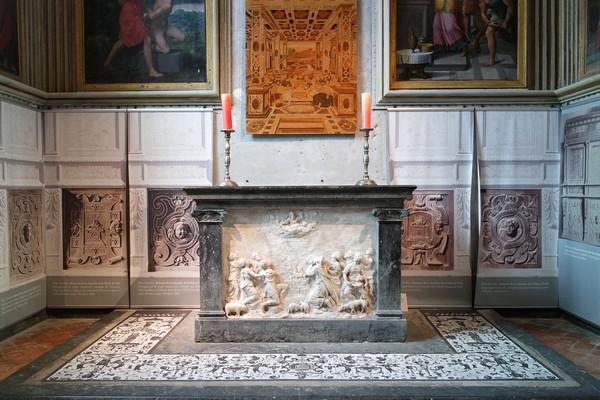 loire forez batie urfé château Saint-Étienne-le-Molard chapelle