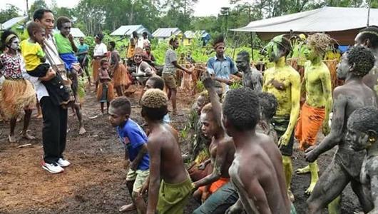 113 Kepala Suku dari Papua Barat Akan Temui Presiden Jokowi