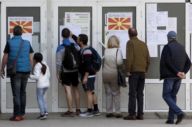 Σκόπια: Αντίστροφη μέτρηση για τον β΄ γύρο των Προεδρικών
