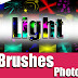 Light Brushes Effect For Photoshop Download Free Vol#15