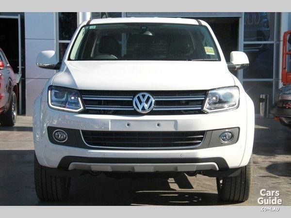 2015 VW Amarok Ultimate