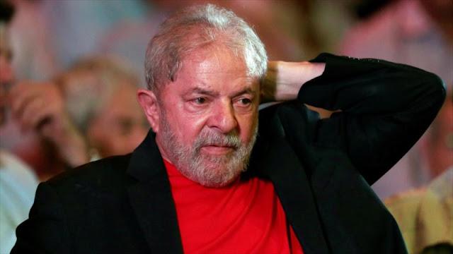 Tribunal Electoral de Brasil planea golpear candidatura de Lula