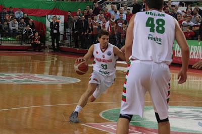 Basketball Champions League | Pınar Karşıyaka - Hapoel Holon