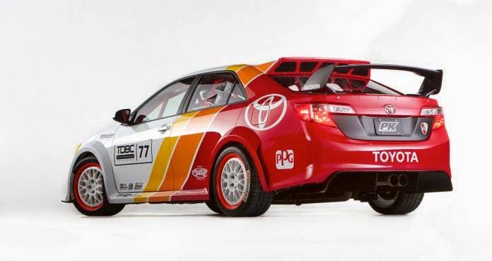 2013 SEMA Custom Toyota Camry