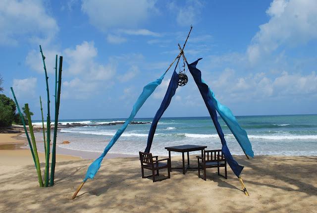 Beach at Tanjong Jara Resort