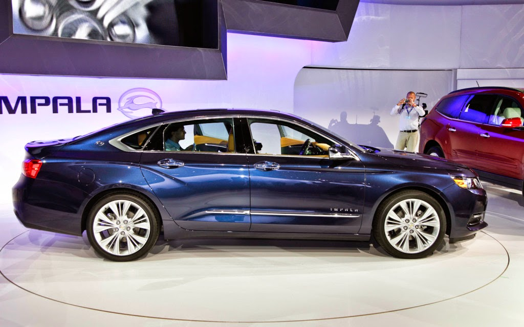 2016 Chevy Impala Release Date & Price
