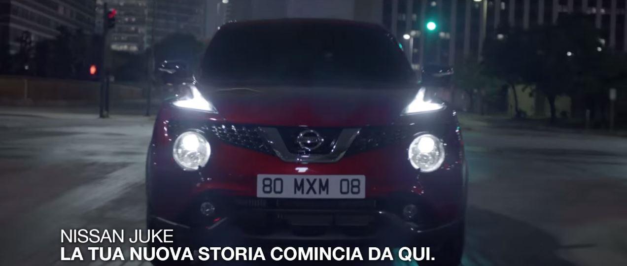 Canzone Nissan JUKE Pubblicità | The Original Compact Crossover