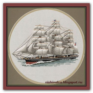 "Heritage Crafts Серия: Ships ""CCS263 Cutty Sark"""