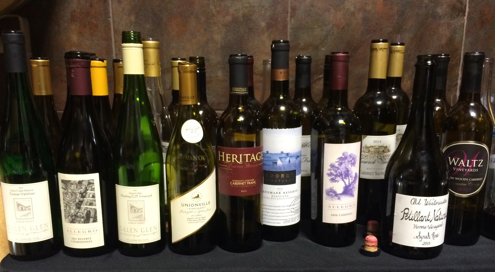 East Coast Wineries 25 Great Wines You Never Heard Of