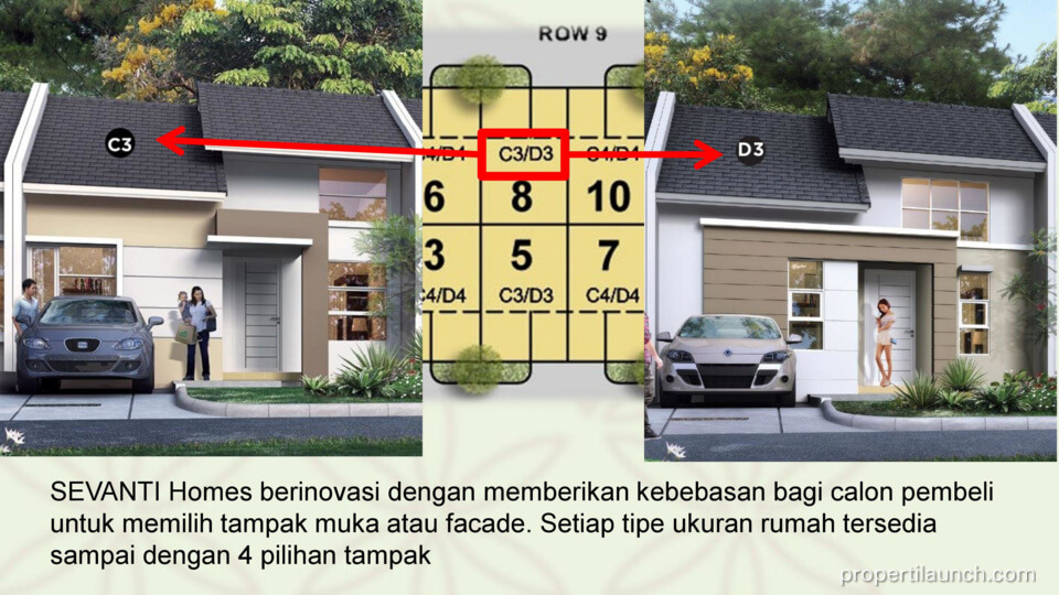 Sevanti Homes Summarecon Emerald Karawang