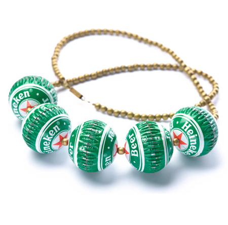 Recycled Bottle Caps Jewelry - Recycling Center