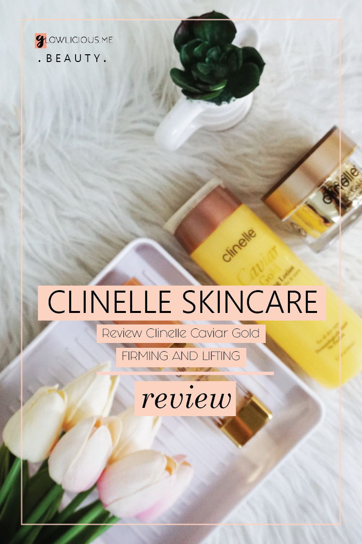 Review Clinelle Caviar Gold - Firming & Lifting