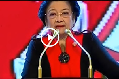 "Mengejutkan!! Inilah Video Heboh Megawati ""Kalau Mau Jadi Orang Islam, Jangan Jadi Orang Arab"""