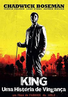 King: Uma História de Vingança - BDRip Dual Áudio