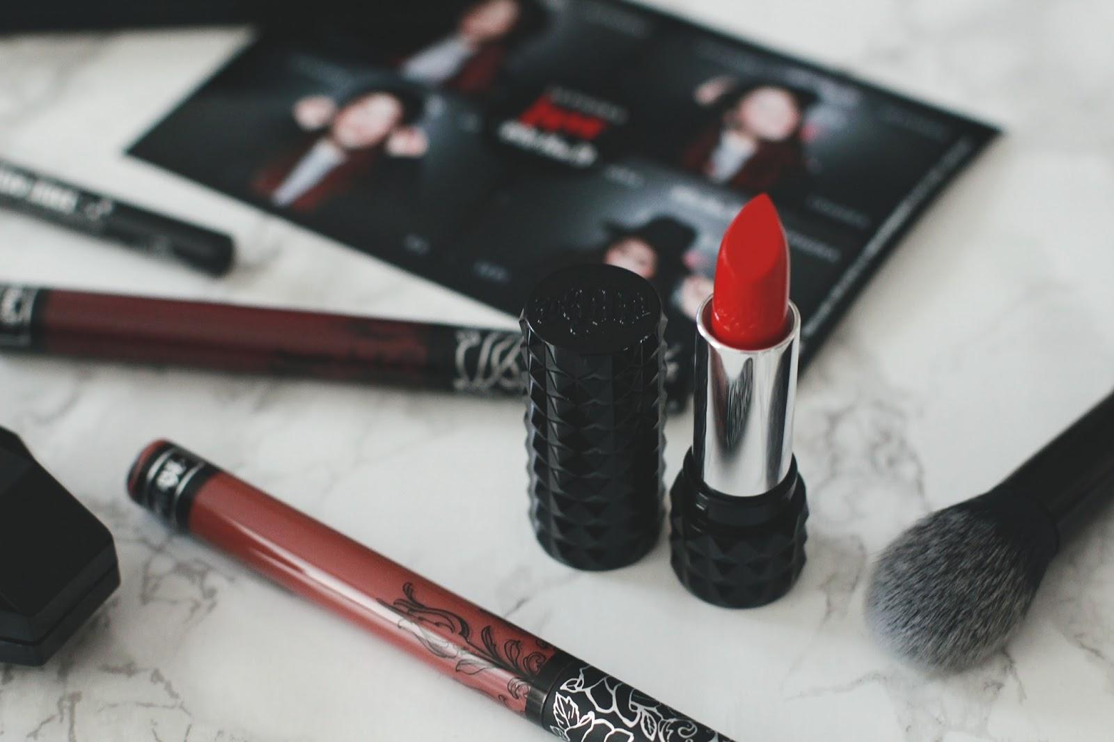 studded lipstick kat von d