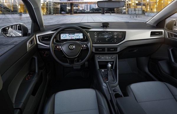 Interior Volkswagen Virtus Hirghline Argentina
