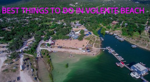 Best Things to Do in Volente Beach Austin Texas  Volente