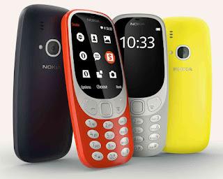 nokia 3310 terbaru modern