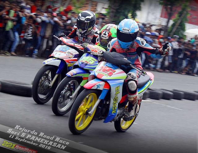 Kejurda Road Race JATIM seri 5 Segera Panaskan Kota Pamekasan Madura