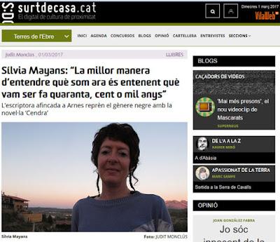 http://surtdecasa.cat/ebre/llibres/entrevista-silvia-mayans
