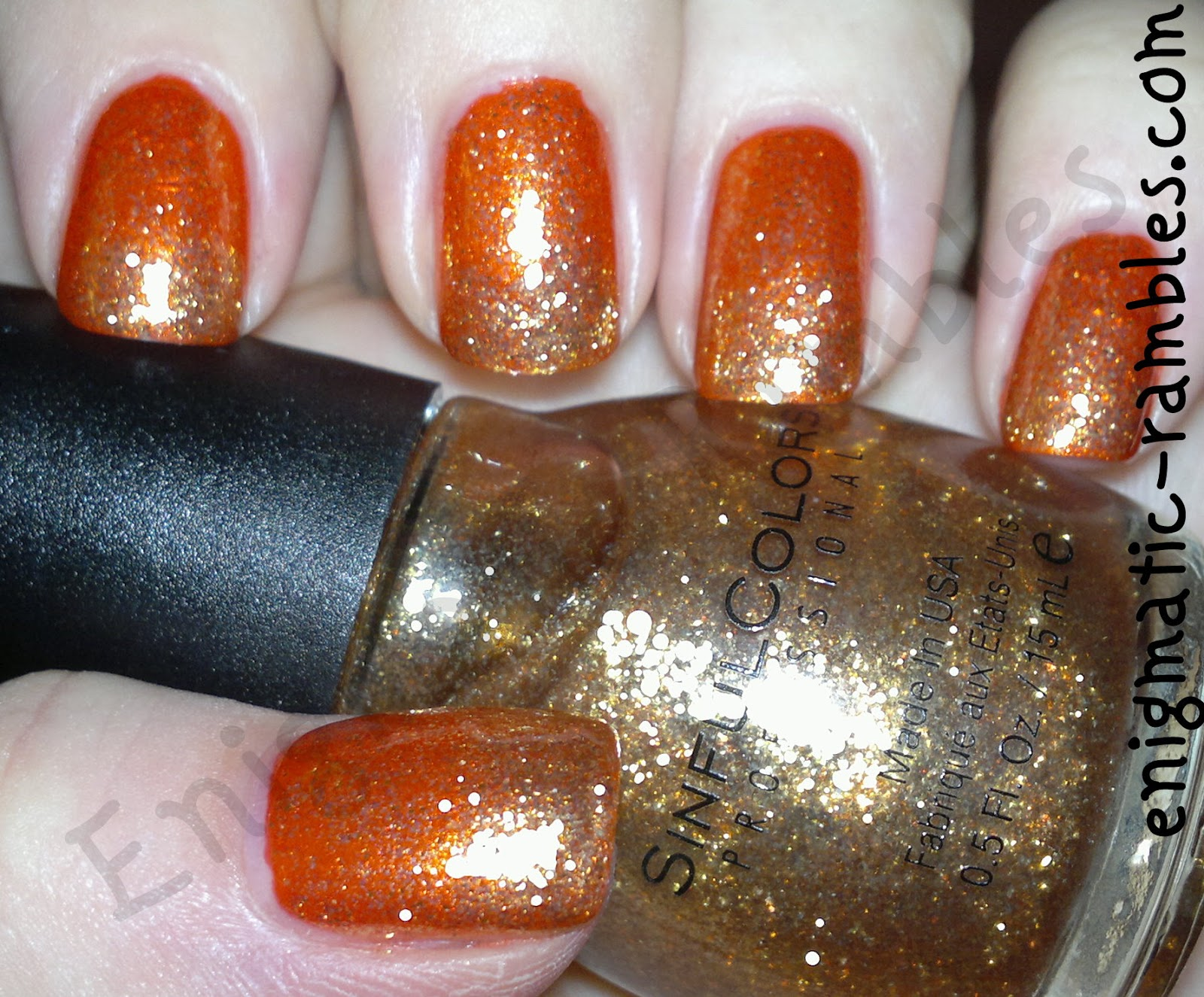 autumn-fall-glitter-gradient-nails-nail-art-sinful-colors-courtney-orange-all-about-you