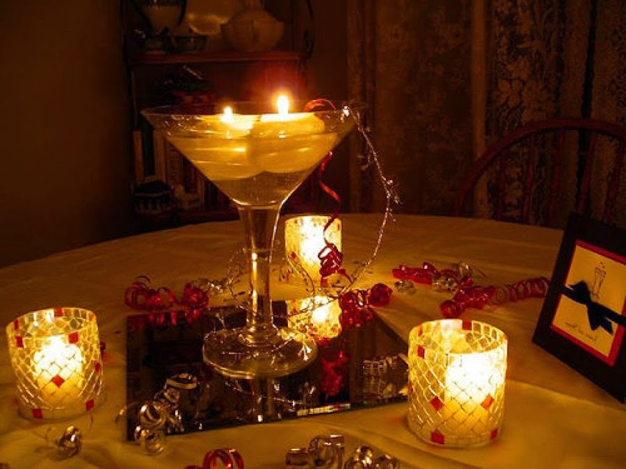 decora con velas tu boda