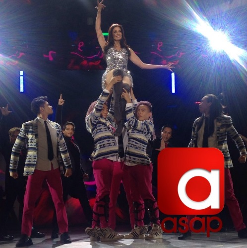 Dayanara Torres: ASAP Hails the Dancing Queen of the 90s ~ Wazzup