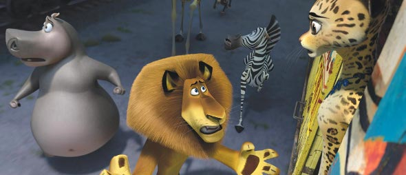 Alex maeeing Gia in Madagascar 3: Europe's Most Wanted http://animatedfilmreviews.filminspector.com/2012/12/madagascar-3-europes-most-wanted-2012.html