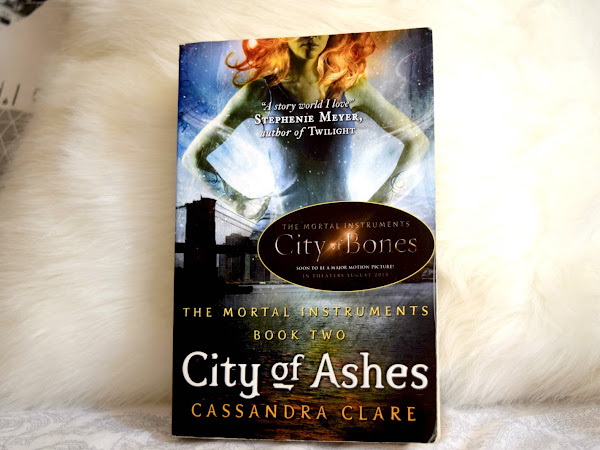 The Mortal Instruments: City of Ashes book review
