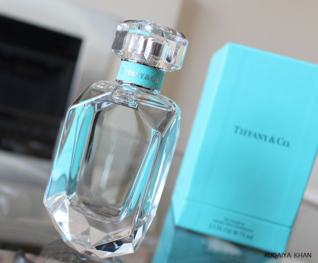 tiffany perfume review 2017