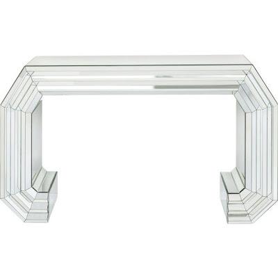 moderný nábytok Reaction, nábytok zo zrkadiel, sklenený nábytok
