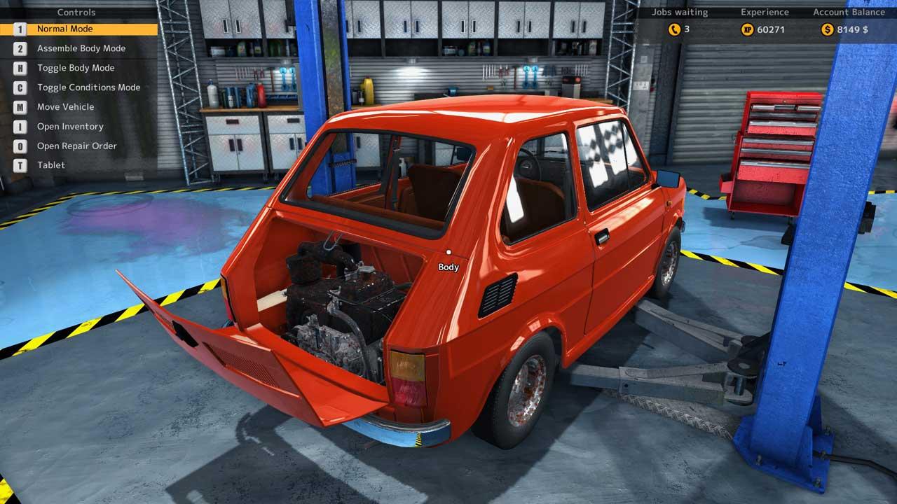 car mechanic simulator 2014 download crackeado