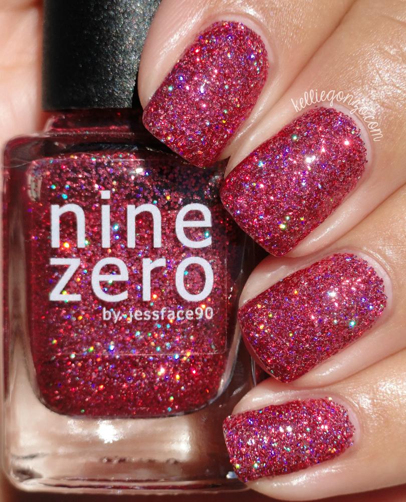 Nine Zero Lacquer Ruby