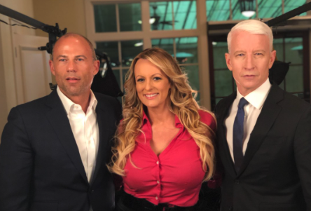 "Trump Lawyers Are Considering A Challenge To Stop ""60 Minutes"" From Airing A Stormy Daniels Interview"