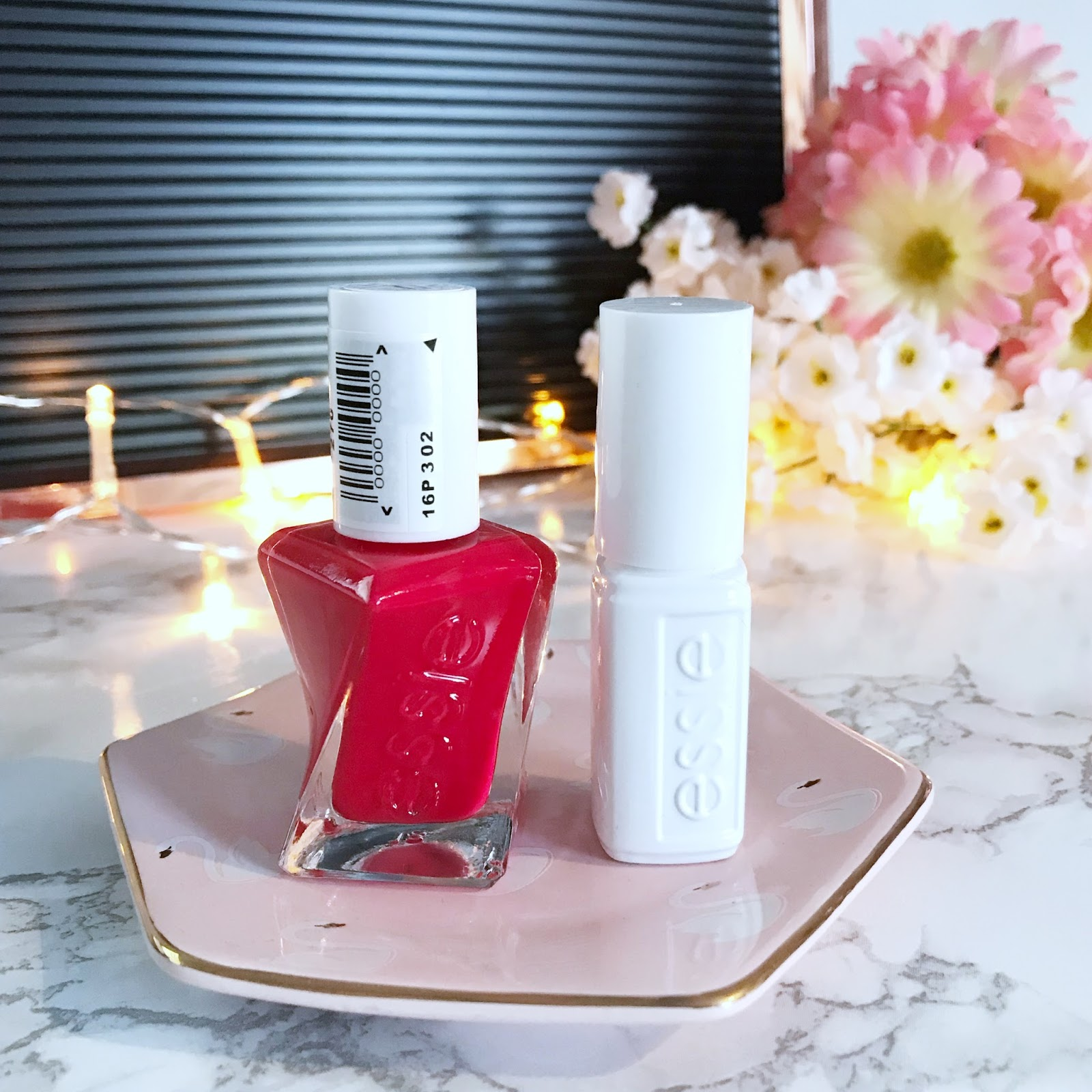 Essie Gel Rock The Runway