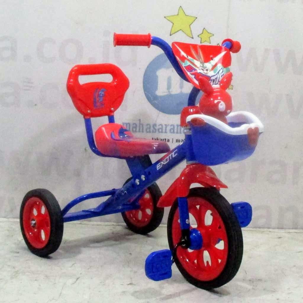 tokosarana™ Mahasarana Sukses™ Sepeda Roda Tiga Anak
