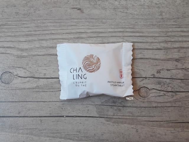 CHA LING - Pastille vapeur