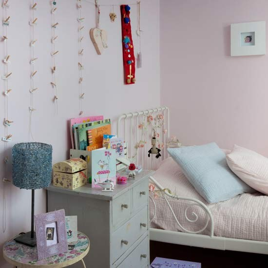 Vintage Kids Room: Homely One: Girls' Bedrooms Inspiration
