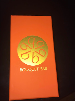 Bouquet Bar box