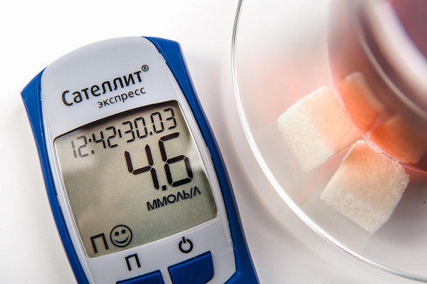 أسباب داء السكري