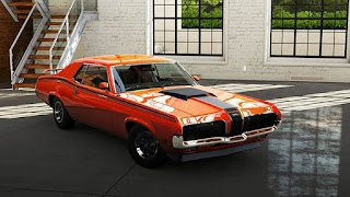 1970 Mercury Cougar Eliminator Picture