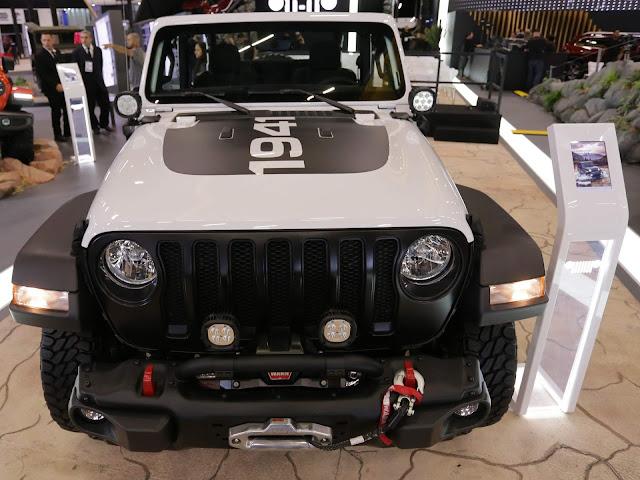 Novo Jeep Wrangler 2019 - Brasil