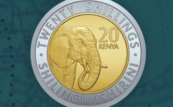 Banco de Kenia suplanta imagen de expresidentes por animales
