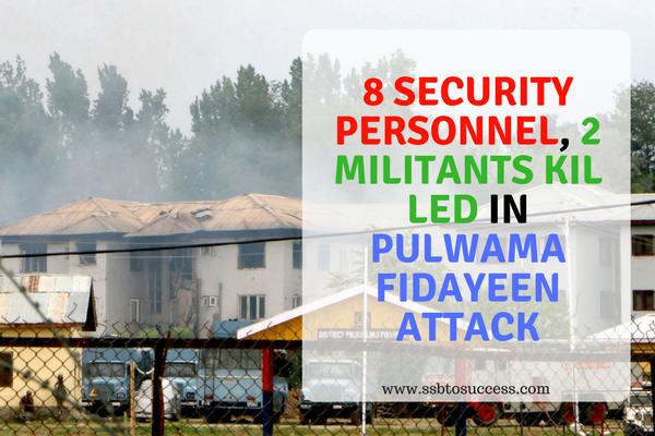 Pulwama fidayeen attack